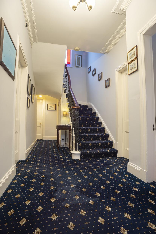 Queensberry House hallway