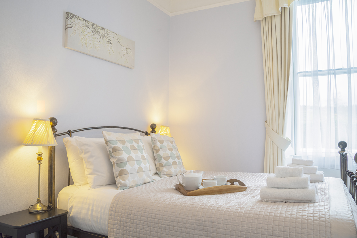 Queensberry House Bluebell double room