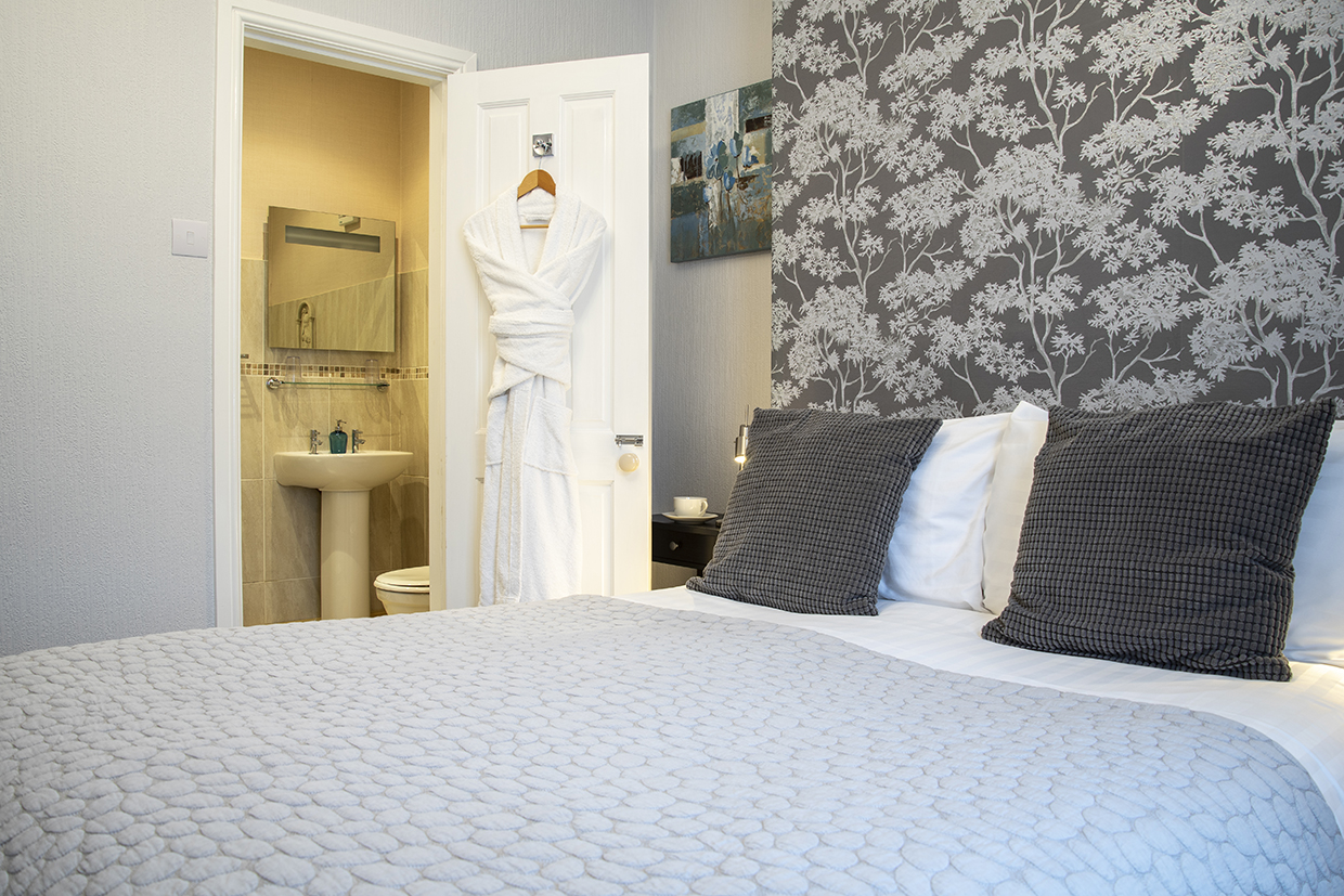 Queensberry House Heather double room