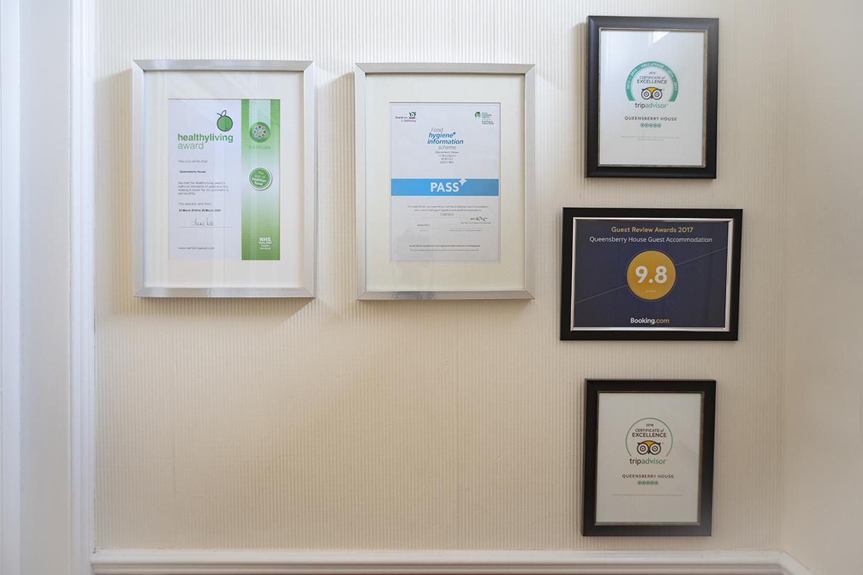 Queensberry House Moffat awards