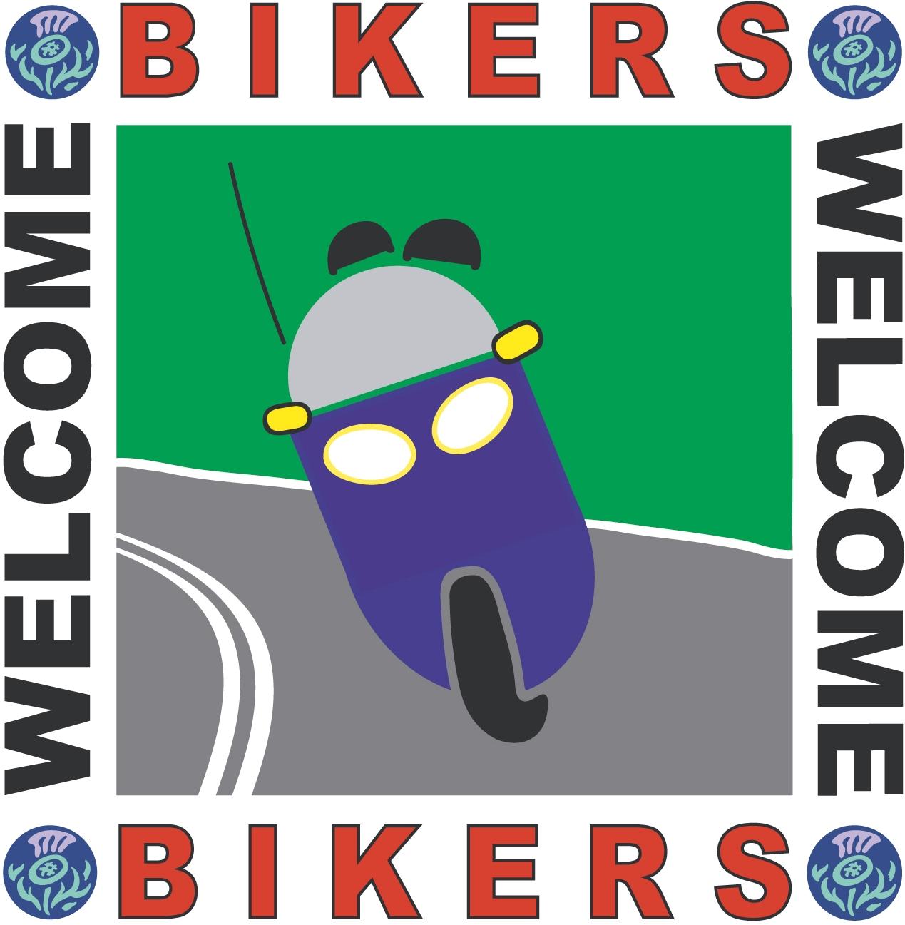 Bikers welcome scheme
