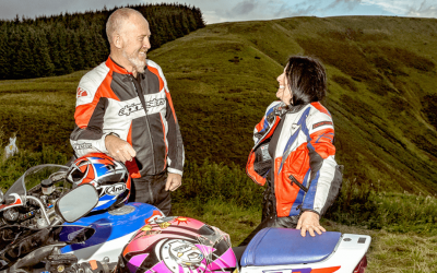 Where to go motorcycling in Moffat